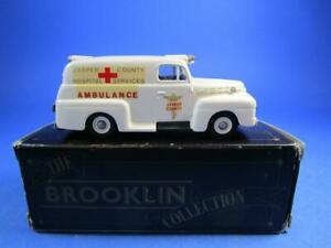 送料無料 ホビー 模型車 車 待望 レーシングカー モデルフォードジャスパーボックスbrooklin models brk42 1952 ショップ ford f1 sa county parfait 143 jasper etat boite ambulance en dans