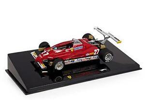送料無料 ホビー 模型車 車 レーシングカー フェラーリ#ビルヌーブmattel 贈答 モデル着用&注目アイテム 143 usgp 27 villeneuve 1982 ferrari 126c2