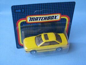 送料無料 ホビー 模型車 車 レーシングカー マッチローバースターリングボディモデルmatchbox 最新号掲載アイテム rover sterling corps 70 直輸入品激安 de rare modele voiture bp jouet mm jaune