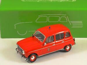送料無料 ホビー 模型車 車 レーシングカー ルノースケールモデル1970 renault 4 scale 供え eligor l by model bspp 売店 143