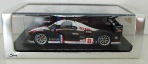 1着でも送料無料 送料無料 ホビー 模型車 車 レーシングカー スパークプジョー#spark 143 2007 908 lm peugeot s1273 激安卸販売新品 hdifap 8