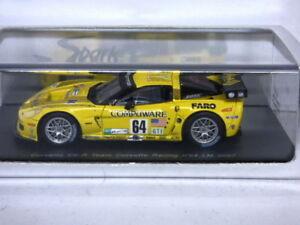 送料無料 ホビー 模型車 車 レーシングカー スパークコルベットルマンベレッタギャビンspark corvette c6r お買い得 定価 s0179 berettagavinpapis 2007 64 mans le ref