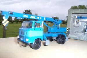 送料無料 ホビー 模型車 車 レーシングカー 開店記念セール ボックスフランストラックn 82 ifa w50 dautrefois 直営店 boite 1965 annee camions 143 en france neuf