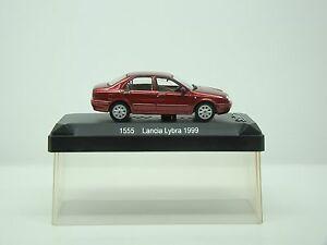 送料無料 ホビー 模型車 車 レーシングカー ランチアsolido lancia ※アウトレット品 1999 143 ref de 1555 新入荷 流行 lybra ancien