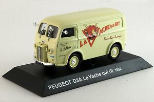 送料無料 ホビー オープニング 大放出セール 新品 模型車 車 レーシングカー プジョーアシェットプジョーコレクションpeugeot d3a la hachette rit 1952 qui collection 143eme vache peugeot