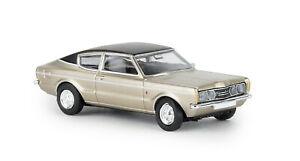 送料無料 ホビー 模型車 車 レーシングカー フォードゴールドブラックカットbrekina 今ダケ送料無料 お買い得 19207 ford neuf coupe gxl or noir 2020 h0 taunus