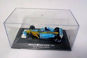 送料無料 与え ホビー 模型車 車 レーシングカー ルノージェンソンバトンrenault f1 jenson 143 uh 新着 2002 m6 norev button