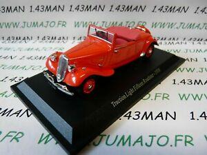 送料無料 ホビー 正規取扱店 模型車 車 レーシングカー トションアトラストションライトロードスターtra30 voiture 143 roadster traction 豪華な norev fifteen atlas light 1938