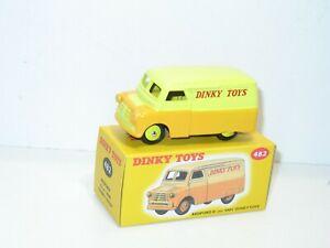 送料無料 定番キャンバス ホビー 通販 模型車 車 レーシングカー ベッドフォードヴァンアトラスdinky toys voiture dinky bedford 482 jaune van atlas ref