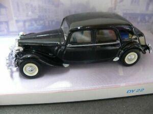 送料無料 ホビー 模型車 車 レーシングカー シトロエンブラック143 dinky セールSALE%OFF 1952 35022 noir cv citroen 15 販売実績No.1 dy22