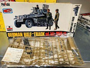 送料無料 ●日本正規品● ホビー 模型車 車 ドイツハーフトラック レーシングカー 商舗