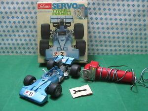 【送料無料】ホビー 模型車 車 レーシングカー ビンテージモデルサーボティレルrare vintage schuco servo tyrrell formule 1 elektrofernlenk 356 217