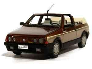 再販ご予約限定送料無料 送料無料 ホビー 模型車 車 レーシングカー フィアットカブリオレkess fiat palinuro 2020モデル 143 1985 100s cabriolet ritmo