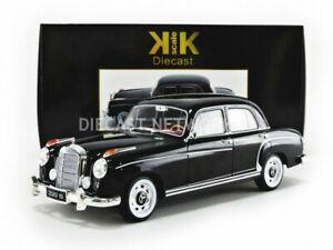<title>送料無料 ホビー 模型車 車 レーシングカー 信憑 スケールモデルメルセデスベンツリムジンkk scale models 118 mercedesbenz 220s limousine 1954 180321bk</title>