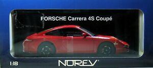 <title>店内全品対象 送料無料 ホビー 模型車 車 レーシングカー ポルシェカレラporsche carrera 4s 118 norev</title>