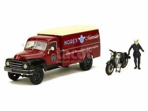 <title>送料無料 ホビー 模型車 車 レーシングカー モデルボックスヴァンschuco (訳ありセール 格安) hanomag l28 box van horex 143</title>