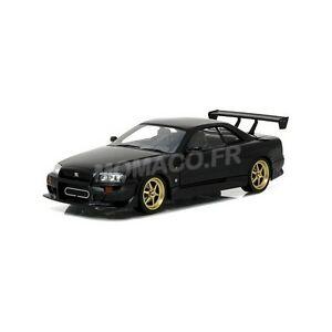 送料無料 ホビー 模型車 車 レーシングカー 買い取り スカイラインgreenlight 19030 nissan 118 捧呈 1999 skyline gtr noir
