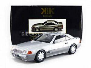 <title>送料無料 ホビー 模型車 車 レーシングカー スケールモデルメルセデスkk scale models 118 mercedes 500 sl 賜物 r129 1993 180372s</title>