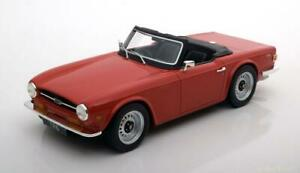 <title>送料無料 ホビー 模型車 車 レーシングカー レッド118 ls collectibles クリアランスsale!期間限定! triumph tr6 red</title>