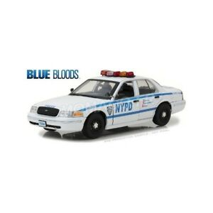 <title>送料無料 ホビー 模型車 車 レーシングカー フォードビクトリアgreenlight 13513 特価 ford crown victoria nypd 2001 blue bloods 118</title>