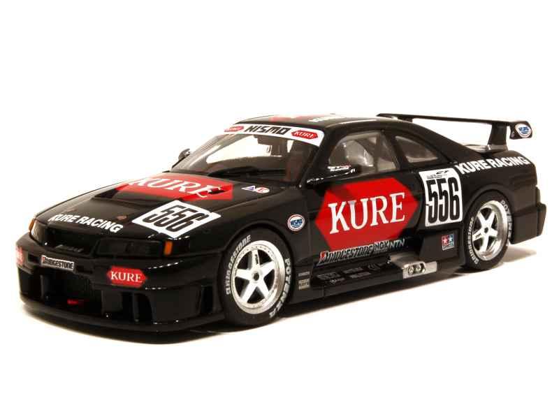 キャンペーンもお見逃しなく 送料無料 ホビー 模型車 車 レーシングカー ebbro slyline 日本限定 143 r33 nissan 1996 kure