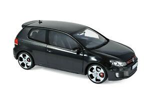 送料無料 ホビー 模型車 車 レーシングカー ゴルフブラックスケールvw 公式ストア golf gti 118 annee noir 1990 norev echelle 70%OFFアウトレット de