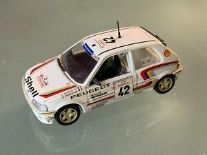 送料無料 ホビー 模型車 車 レーシングカー 日本 プジョーラリーツールドコルスvitesse 1 43 peugeot 106 1991 rally xsi 42 de panizzi n corse 安心の実績 高価 買取 強化中 tour