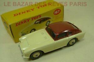 送料無料 ホビー 模型車 車 評判 レーシングカー 評判 カットトランスミッションdinky toys aceca ac boite coupe ref gb 167