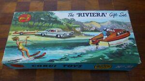 送料無料 ホビー 模型車 激安通販ショッピング 車 レーシングカー 情熱セール 31 set riviera コーギーリビエラcorgi gift