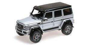 SEAL限定商品 送料無料 ホビー 模型車 車 レーシングカー リアルタイムメルセデスベンツalmost mercedesbenz g500 argent real 日本 4x4 118