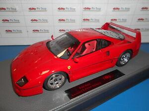 送料無料 ホビー 模型車 車 レーシングカー トップトップブランドフェラーリレッドtop098a by top 118 f40 評判 セール ferrari 1987 marques red