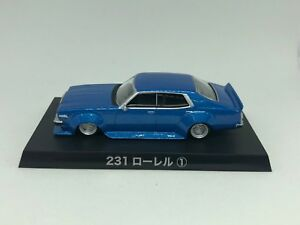 【ラッピング不可】 【送料無料 Pearl Blue】青島:日産ローレルブルーパールAoshima 1:64 Nissan Laurel Blue 1:64 Pearl, 大瑠堂:c1257a9f --- kventurepartners.sakura.ne.jp
