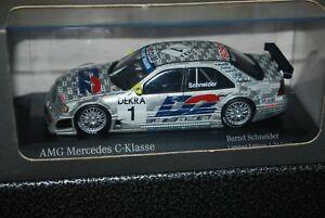 格安SALEスタート! 【送料無料】ダイキャストメルセデスのベルントシュナイダー#1/43 DTM Diecast AMG Mercedes C-Klasse C-Klasse DTM Diecast Bernd Schneider #1 Dekra D2, 日野市:971b7e04 --- kventurepartners.sakura.ne.jp