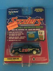 2020高い素材  【送料無料】ジョニー雷の電動レーサーテキサコ#Johnny Lightning SIZZLERS Motorized Havoline Racers Racers Texaco Havoline Ernie Lightning Irvan #28, S'FACTORY:3aaf1da0 --- independentescortsdelhi.in