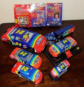 【爆買い!】 【送料無料】ジェフゴードンダイキャストの巨大なロットレゴカー詳細Jeff Gordon Diecast NASCAR + Diecast Huge Lot Huge 1999 1997 1996 1/64 NIB Lego Cars + More, 保育モール:f85dad02 --- kventurepartners.sakura.ne.jp