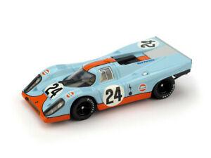 【おトク】 【送料無料 Spa】モデルカーのスケール:ポルシェ湾岸勝者キロスパModel Gulf Car Scale 1:43 1000 Brumm Porsche 917K Gulf N.24 Winner 1000 km Spa S, タイヤチェーン&バッテリー専門店:bc4a3232 --- kventurepartners.sakura.ne.jp