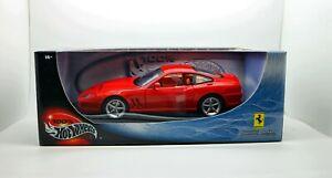 【おトク】 【送料無料 WHEELS】:ホットホイールフェラーリマラネロに1:18 HOT WHEELS Ferrari Maranello 575M 575M Maranello, Rocobi:e9c04515 --- bungsu.net
