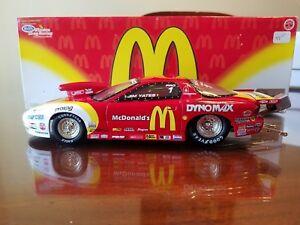 注目のブランド 【送料無料 1/24】ジム scale・イェーツ氏マクドナルドのプロストックスケールJim Yates 1997 McDonald's Pro Pro Stock 1/24 scale, 商材王:6509fc7a --- kventurepartners.sakura.ne.jp