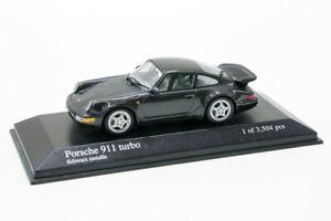 想像を超えての 【送料無料】ポルシェターボしかしながらブラックMinichamps Black Turbo PMA Porsche 911 964 BNIB Turbo 3,6 Black BNIB, 仁摩町:ad9b46fb --- independentescortsdelhi.in