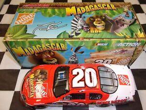 【激安】 【送料無料】トニースチュワート#ホームデポのマダガスカルモンテカルロの行為:銀行Tony Stewart Depot #20 Home 2005 Depot Madagascar 2005 Monte Madagascar Carlo NASCAR Action 1:24 BANK, ユニマットリケン公式ショップ:446789c9 --- independentescortsdelhi.in