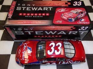 値段が激安 【送料無料】トニースチュワート#歳スパイスモンテカルロの行為:スケールカーTony Stewart #33 Old Spice car 2006 Action Monte Carlo Old NASCAR Action 1:24 scale car 111450, Brand Cosme MAM:9c50ea6a --- independentescortsdelhi.in