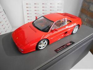 送料無料 ホビー 模型車 バイク レーシングカー トップトップマルケスフェラーリベルリネッタレッドtop1219a by marques ferrari berlinetta f355 red top お気にいる 112 安値