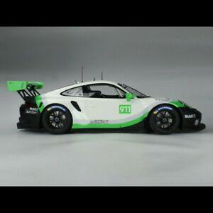 【送料無料】ホビー ·模型車·バイク レーシングカー プレオーダポルシェタイプoプレゼンテーションバージョンpreorder porsche 911 gt3 r type 991 no 911 2019 presentation version 18 mi