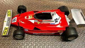 2021年激安 【送料無料】ホビー・模型車・バイク ferrari レーシングカー トシフェラーリジルヴィルヌーヴモデルカーtoshi 1976 312 ferrari car 312 t2 gilles villeneuve model car, F-Foto:9c83cfc7 --- risesuper30.in