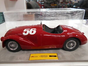 【送料無料】ホビー ·模型車·バイク レーシングカー ピットファーピットフェラーリローマフェラーリケースpitferpit 125 by ferrari 125s gp rome 1947,1 winner ferrari, 18, with case