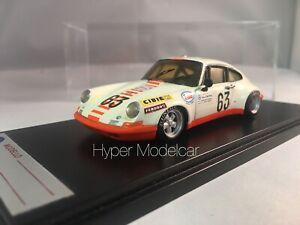 【送料無料】ホビー ・模型車・バイク レーシングカー ポルシェルマンアートamr 143 porsche 911 s 63 24h le mans 1971 art 044