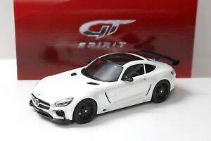 【送料無料】ホビー ・模型車・バイク レーシングカー スピリットメルセデスアイリオンホワイト118 gt spirit gt157 mercedes amg gt fab aerion white