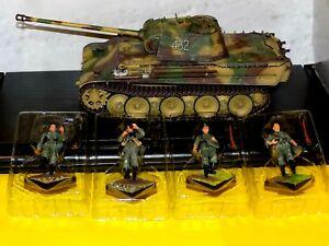 【送料無料】ホビー ・模型車・バイク レーシングカー パンサーアレマンドアルメフランスアベックフィギュアドラゴンアーマーsdkfz171 panther g allemand armee france 1944 avec 4 figurines dragon armor