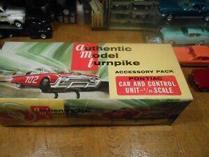 送料無料 ホビー 模型車 バイク レーシングカー ターンパイクスケールポンティアックボンネビルボックスセットコントローラamt turnpike 125 th sc w 価格 pontiac controller set 1962 scale お求めやすく価格改定 bonneville boxed