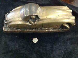 【セール 登場から人気沸騰】 【送料無料】ホビー・模型車 sculpture・バイク レーシングカー ビンテージソリッドブロンズビッグジャガーvintage solid bronze jaguar 32 big jaguar xk120 sculpture 32 cm, サンマリーノ:b388c2e8 --- risesuper30.in